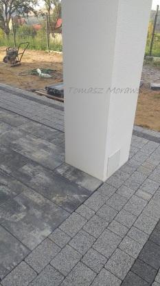 Akropol granito + taras bergamo 290m2 + 45m2