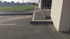 Podesty Kontur + palisada nowator 290m2